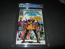 Marvel Age 10 CGC 9.8, Star Wars Issue (Marvel 1984)
