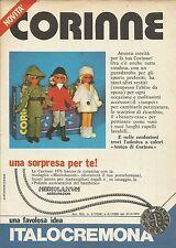 X9856 Corinne - ITALOCREMONA - Pubblicità 1976 - Advertising