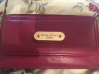 Ladies Real Leather Purse  Edina Ronay