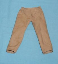 "vintage original PANTS only FROM LARGE-SIZE (12"") INDIANA JONES figure"