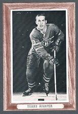 1964-67 Beehive Hockey Premium Group 3 Montreal Canadiens #105B Terry Harper
