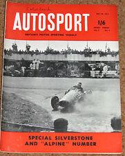 Autosport 24/7/53* BRITISH GP REPORT - ALPINE RALLY REPORT - LEINSTER TROPHY
