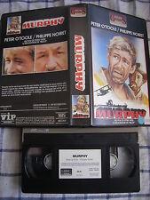 La Guerre De Murphy de Peter Yates, VHS VIP, Guerre, RARE!!
