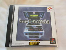 Beatmania Playstation PS1 Import Complete 100% Mint!