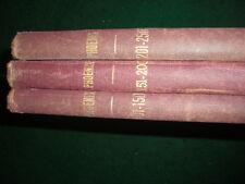 Phoenix - W. Gibson & Bruce Elliott Vols 101-150, 151-200 & 201- 250 - 2 signed