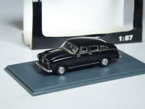 (KI-05-26) Neo Scale Models Borgward Hansa 2400 schwarz in 1:87 in OVP