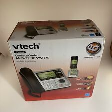 vtech cs6649 Cordless And Corded Phone