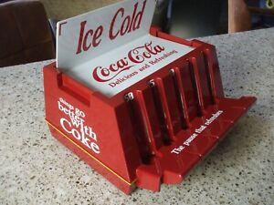 1960's  Coca-Cola theme Change Dispenser vending machine cash register