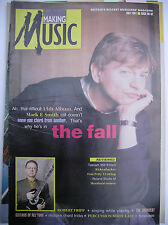 MAKING MUSIC MAG #62 MAY-91 THE FALL IAN DURY FRIPP ANDY WEATHERALL MOTOWN SONGS