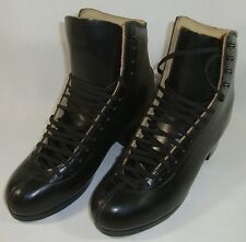 New SP-Teri Co Professional Figure Ice Skates Boots 5.5 Men's Black