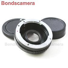 Minolta AF Sony Alpha Mount Len to Nikon F Mount Adapter Optical D750 D810 D3200