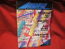 Airbrush Action Magazine May June 1986