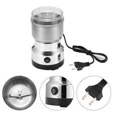 150W Electric Coffee Grinder Grinding Milling Bean Nut Spice Matte Blender Dry