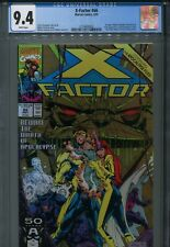 X-Factor 64 CGC 9.4 New Holder Whilce Portacio Jim Lee Uncanny X-Men Apocalypse