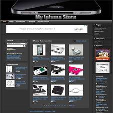 IPHONE STORE - Turnkey Affiliate Website + Free Domain Name + Free Hosting!