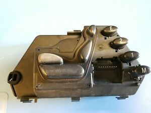 MERCEDES-BENZ W220 S430 S500 RIGHT PASSENGER SEAT CONTROL SWITCH 2208213358