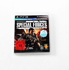 PS3 Spiel Socom Special Forces  Mit Move Features  Sony Playstation 3