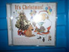 It's Christmas - 22 Christmas Greats CD inc Bing Crosby, The Platters etc