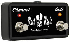 Mesa Boogie Stiletto Replacement Footswitch - Black Magic
