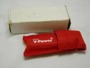 Pocket Knife Multi Tool Advertising Shell V-Power w/Case New