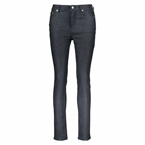 NWT Trussardi Collection skinny jeans Navy Denim Trousers Designer 26/32 RRP£140