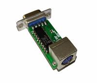 Neu Ps/2 Zu Amiga 500 600 1200 2000 3000 4000 Maus Adapter Konverter PS2 #661