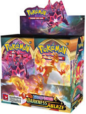 POKEMON TCG Sword And Shield Darkness Ablaze Booster Box 36 Boosters