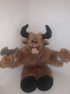 Minotaur Tobuscus Plush Toy