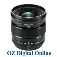 NEW Fujifilm FUJINON XF 16mm F1.4 R WR Lens 1 Year Aust Wty