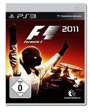 Sony PS3 Playstation 3 Spiel * F1 2011 * Formula One 1 * Formel 1 11 ****NEU*NEW