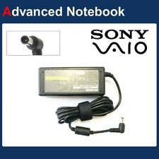 Genuine Power Adapter Charger Sony VAIO VGP-AC16V8 AC16V14 65W 6.0*4.4mm Laptop