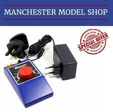 Roco 10788 240v 14v DC Controller & adaptor Hornby R8250 alternative NEW UNBOXED
