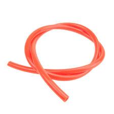 1 meter Flexible Polyurethane Air Tubing Gas Line PU Tube Hose 10mm x 6.5mm Red