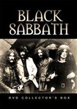 Black Sabbath: Collector's Box DVD (2013) Black Sabbath cert E 2 discs