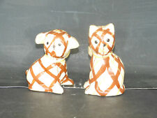 Brayton Luguna Calico Dog and Cat S/P Shakers
