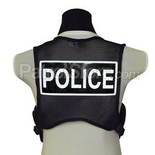 Overt Equipment Mini Vest with Peter Jones CS Holder - Left Handed RESTRICTED