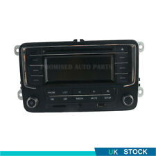 Radio RCN210 CD Player USB MP3 AUX Bluetooth For VW GOLF JETTA PASSAT Caddy POLO