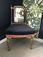 French Chateau Chic Rustic Chair Christian Lacroix Designers Guild