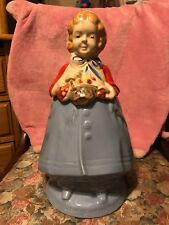 Vintage Little Red Riding Hood cookie jar  Pottery Guild of America