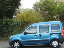 RENAULT KANGOO AUTOMATIC DISABLED CAR. 21.000 MILES IDEA FOR TAXI