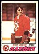 1977-78 O-Pee-Chee   Gilles Meloche #109