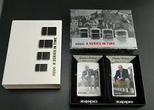 Zippo LIMITED EDITION 2er Set: Blaisdell/Duke, A SERIES IN TIME, 2003719