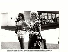 "R385 Marilu Henner Shirley Maclaine Cannonball Run II 1984 9 1/4  x 7"" photo"