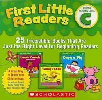 First Little Readers Guided Reading Level C : 25 Irresistible Books That Are ...