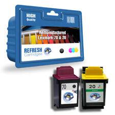 Cartouches d'encre pour imprimante Lexmark sans offre groupée personnalisée