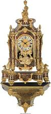 A Monumental Louis Xvi-Style Lacquered Boulle And Gilt Bronze Backe. Lot 65729