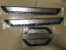 4x Door Sill Trim Cover Scuff Plates for Mazda CX-5 Sport 2017 2018