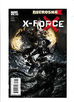 X-Force #22 VF/NM 9.0 Marvel Comics Necrosha X Clayton Crain 2010 X-23