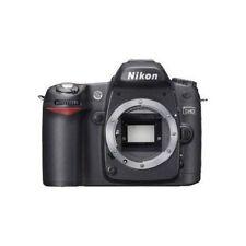 Nikon D80 10.2MP Digital SLR Camera Body Only Black 25412