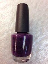 Opi Nail Polish Lacquer ' A Grape Affair ' Coca Cola Collection Nl C19
